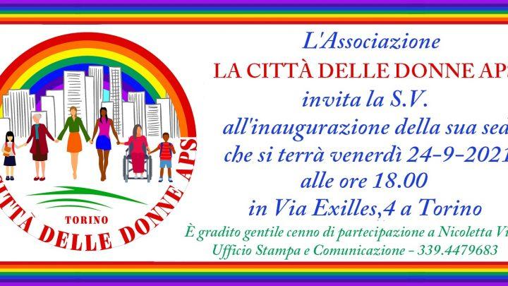 Invito Inaugurazione sede per venerdì 24 settembre